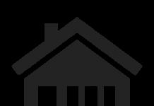 house icon black and white