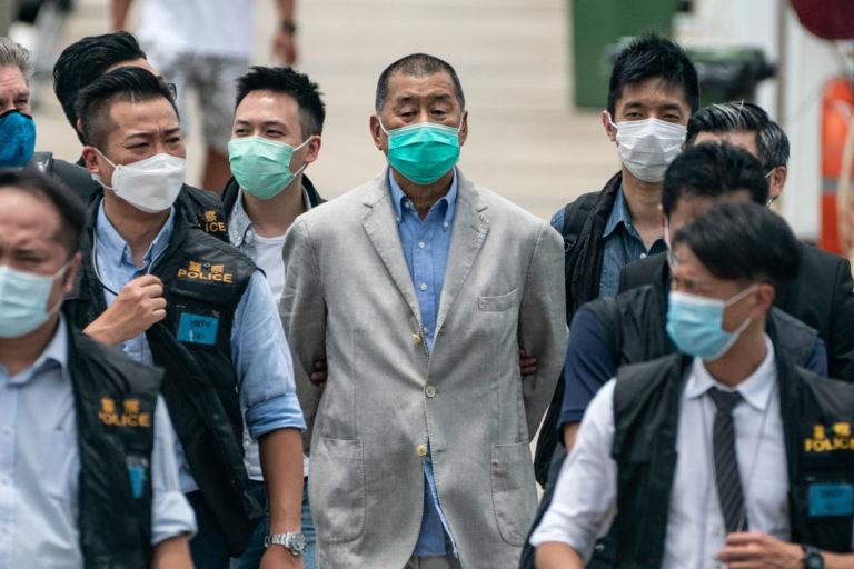 HONG KONG – MÉDIAS: Reporters sans Frontières honore Jimmy Lai, le magnat de la presse libre