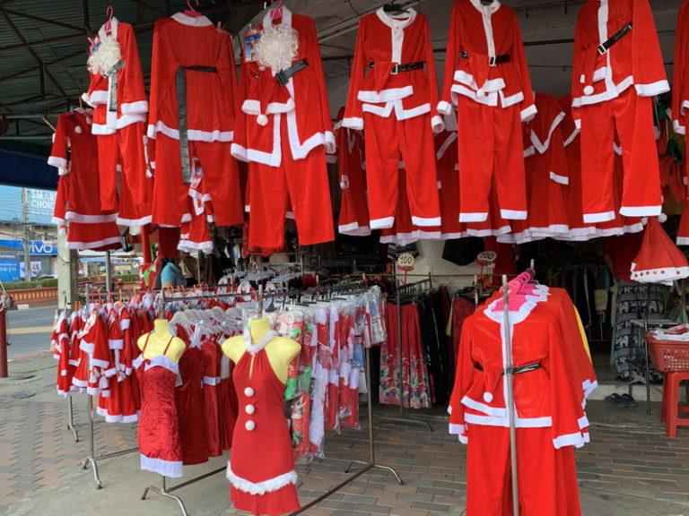 THAÏLANDE – CHRONIQUE: « Joyeux Noël à Sukhothai »