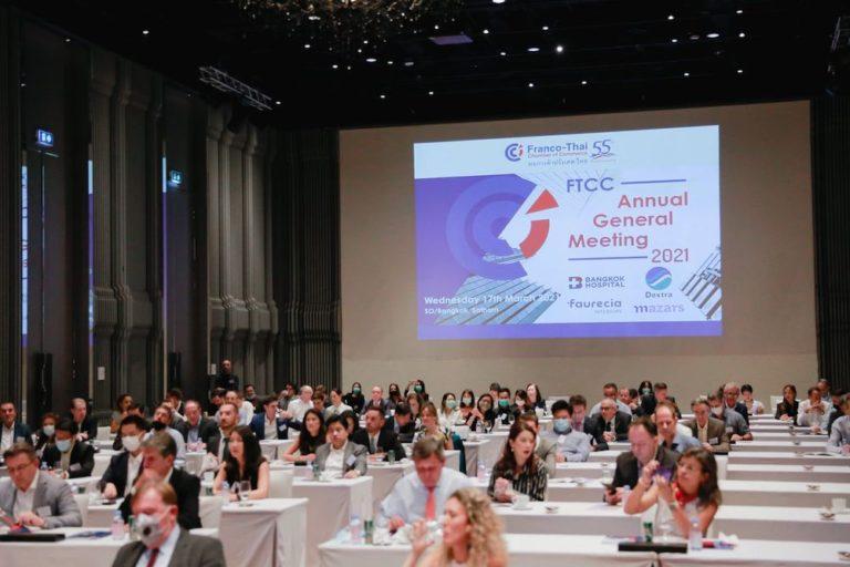 THAÏLANDE – FRANCE: La chambre de commerce franco-thaïe a un nouveau conseil pour 2021-2022