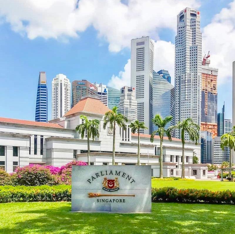 parlement de Singapour