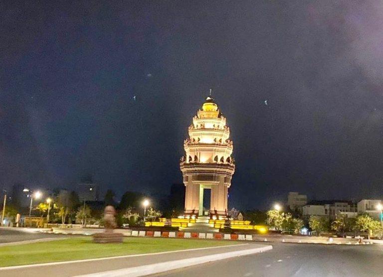 CAMBODGE – CORONAVIRUS: Couvre feu décrété à Phnom Penh
