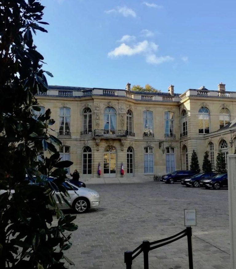GAVROCHE – ROMAN: «L'impératrice Rouge», épisode 5: De Matignon au Triangle d'Or