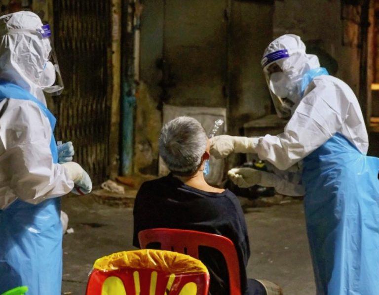 CAMBODGE – COVID : La pandémie cambodgienne de Covid reste loin d'être jugulée