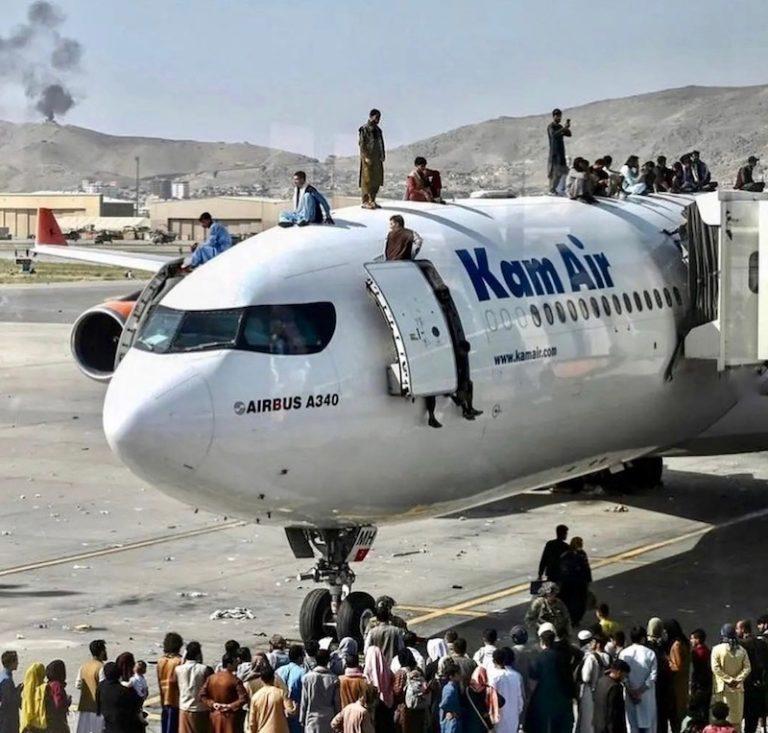 GAVROCHE HEBDO – ÉDITORIAL : Non, la chute de Kaboul en 2021 n'est pas comparable à celle de Saïgon en 1975