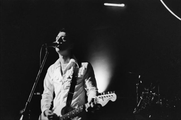Axel Bonmati, un rocker français à Bangkok