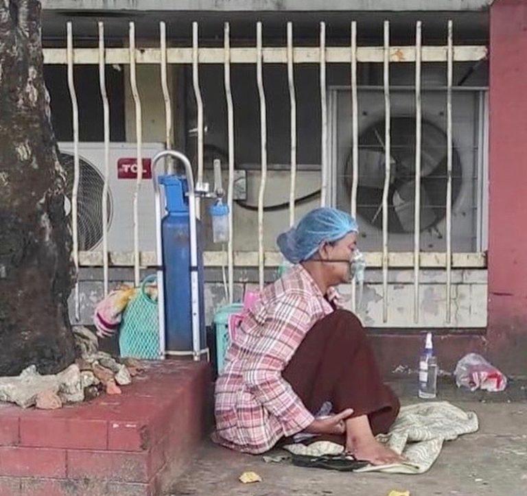 BIRMANIE – SANTÉ : Un désastre politique et sanitaire qui menace la région, telle est la situation en Birmanie