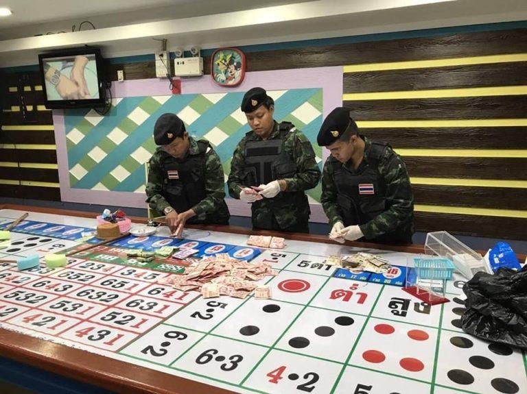 THAÏLANDE – CHRONIQUE : « Jeux clandestins : et c'est… La police qui gagne ! »
