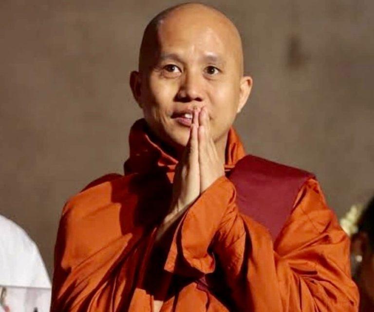 BIRMANIE – POLITIQUE : Le moine Wirathu, combattant anti-islam utilisé par la junte militaire