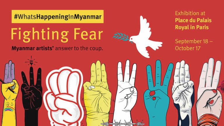 BIRMANIE – CULTURE : Paris, capitale de la résistance artistique birmane