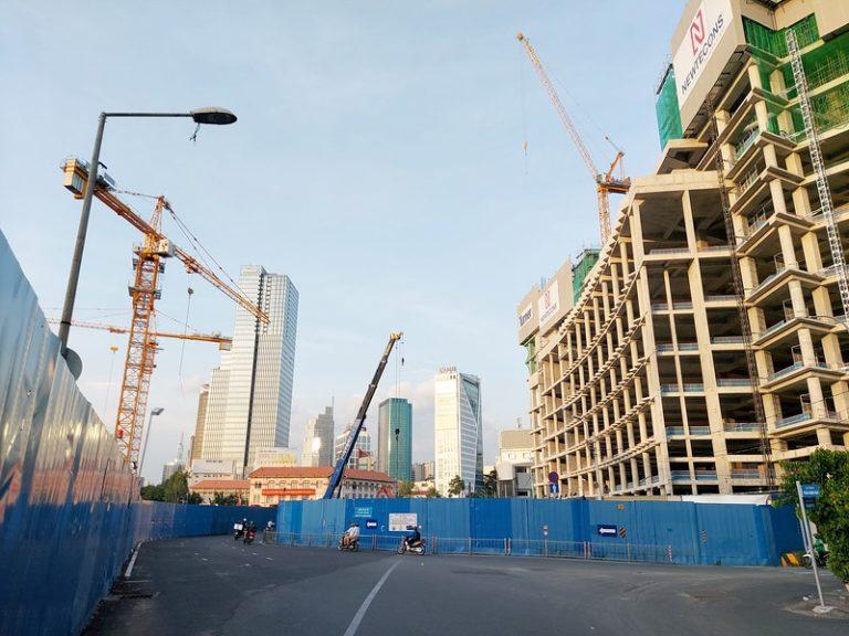 VIETNAM – ÉCONOMIE : Le secteur de la construction autorisé bientôt à reprendre à Hô-Chi-Minh-Ville