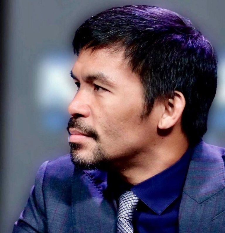 PHILIPPINES – POLITIQUE : Manny Pacquiao, boxeur star, monte sur le ring politique présidentiel