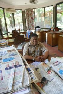 Cambodge : La presse en liberté surveillée