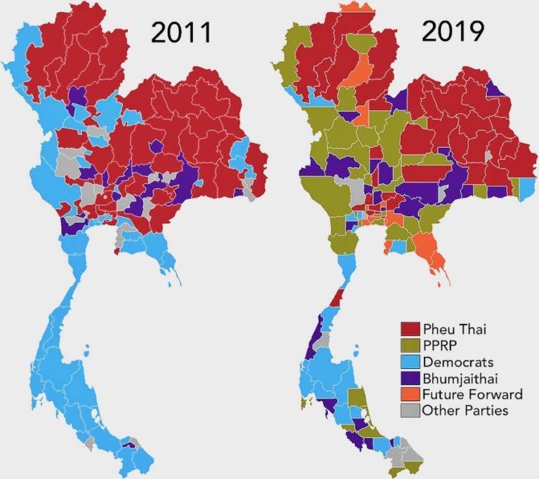 THAÏLANDE – POLITIQUE : Que veut dire la modification du mode de scrutin thaïlandais ?