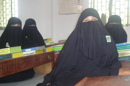 Cambodge – Islam : le 'niqab' dévoilé