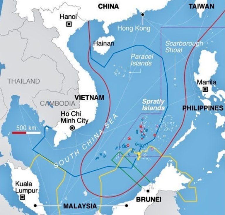 INDONÉSIE – CHINE : La marine chinoise harcèle l'archipel indonésien