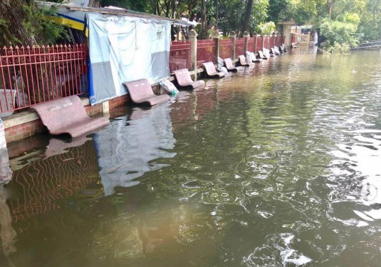 THAÏLANDE – CATASTROPHE : Alerte rouge aux inondations dans plusieurs provinces thaïlandaises