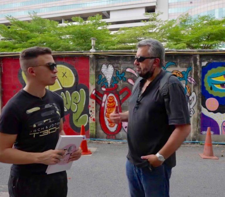 THAÏLANDE – FRANCE : Sabri, le vidéaste qui raconte la Thaïlande des « vieux » expatriés