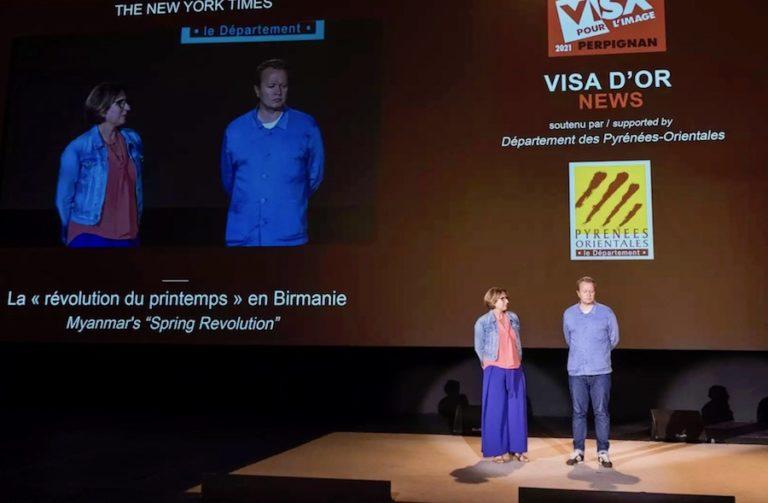 BIRMANIE – JOURNALISME : Qui est le photographe Birman récompensé au festival de Perpignan ?