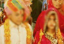 Rajasthan mariage enfants