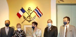 Visite de l'ambassadeur à Chanthaburi