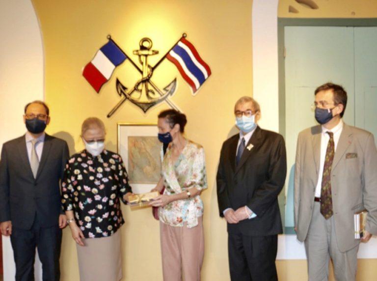 THAÏLANDE – FRANCE : A Chanthaburi, le moment d'histoire de l'Ambassadeur Thierry Mathou