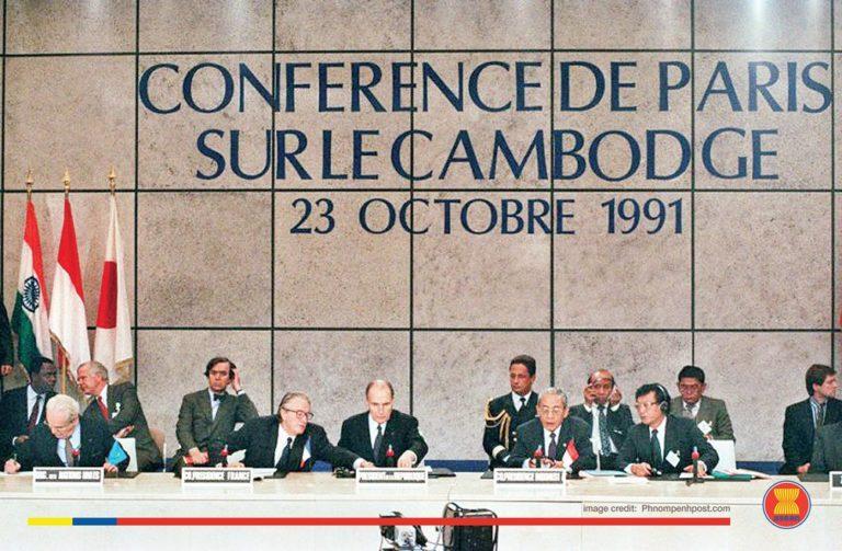 CAMBODGE – FRANCE : Pour le quotidien La Croix, l'anniversaire des accords de paix de 1991 marque un «échec cuisant»