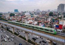 Ligne ferroviaire Cat Linh-Ha Dong