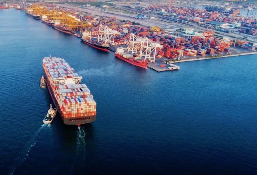 export maritimes Thaïlande