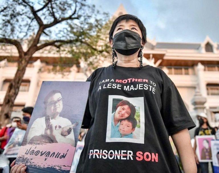 THAÏLANDE – POLITIQUE : Pour certains journalistes thaïlandais, le délit de lèse majesté n'est plus tabou